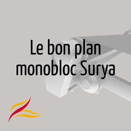 Offre bon plan Surya